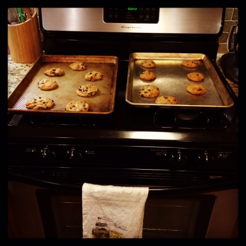 Pillsbury Gluten Free Chocolate Chip Cookies